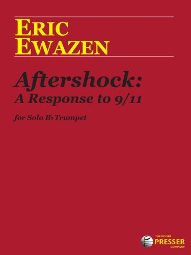 9781598063455: Aftershock (A Response to 9/11, for Bb Trumpet)