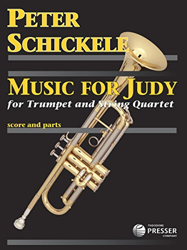 9781598064025: Music for Judy, for Trumpet and String Quartet