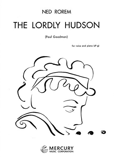 9781598065916: The Lordly Hudson for Voice and Piano