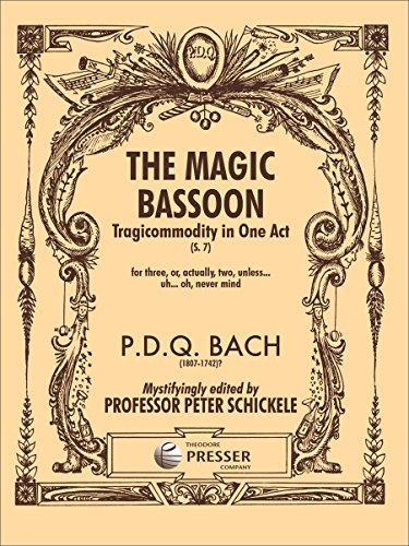 9781598067286: The Magic Bassoon