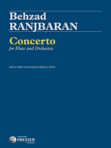 9781598067439: Concerto for Flute and Orchestra