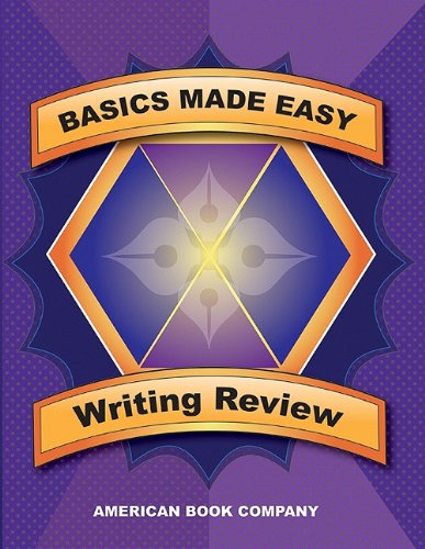 9781598070040: Basics Made Easy: Writing Review