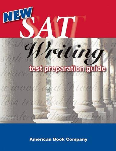 New SAT Writing Test Preparation Guide: Maria L. Struder,