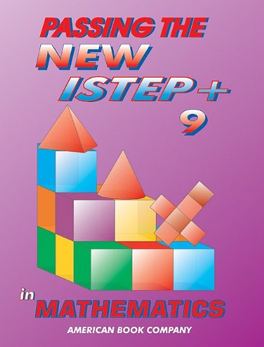 9781598070262: Passing the New ISTEP+ Grade 9 in Mathematics