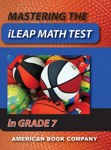Mastering the iLEAP Math Test in Grade 7: Day, Erica, Pintozzi, Colleen