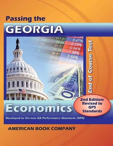 9781598071504: Passing the Georgia End of Course Test in Economics