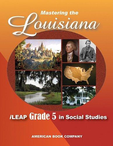 9781598072358: Passing the Louisiana iLeap Grade 5 in Social Studies