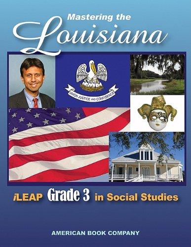 9781598072792: Passing the Louisiana iLeap Grade 3 in Social Studies