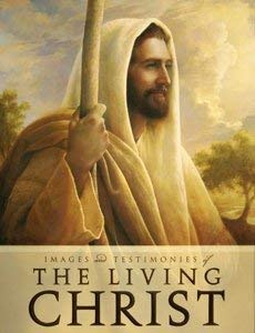 9781598111019: Images and testimonies of the living christ