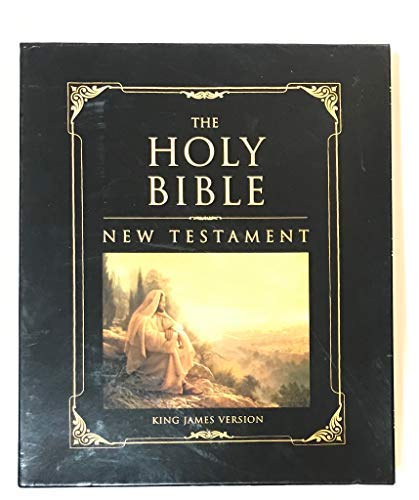 9781598111026: The Holy Bible - New Testament (Family Heritage Version)