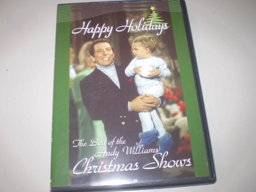 9781598114881: Happy Holidays Christmas Shows - The Best of Andy Williams - DVD