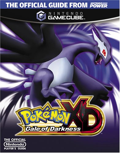 Official Nintendo Pokmon XD: Gale of Darkness