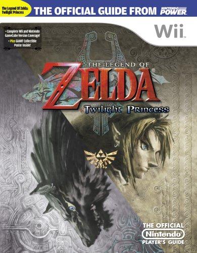 Legend Of Zelda Twilight Princess Nintendo Power Official Players Guide