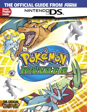 9781598120110: Official Nintendo Pokémon Ranger Player's Guide