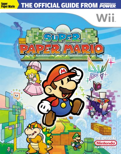 Official Nintendo Super Paper Mario Player's Guide (1598120131) by Nintendo Power