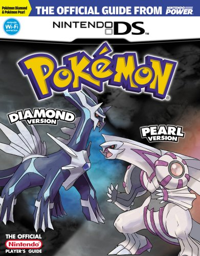 Official Nintendo Pokemon Diamond Version & Pearl Version Player's Guide (1598120182) by Nintendo Power