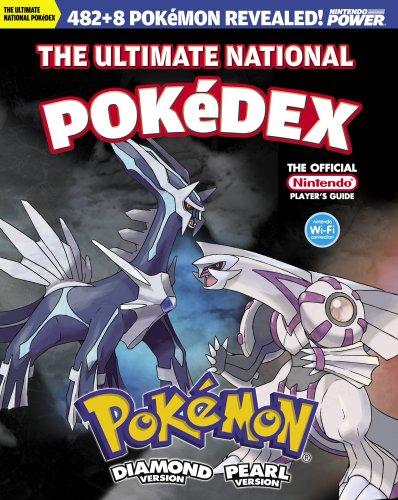 Ultimate National Pokedex (Pokemon Diamond Version & Pearl Version): Power, Nintendo