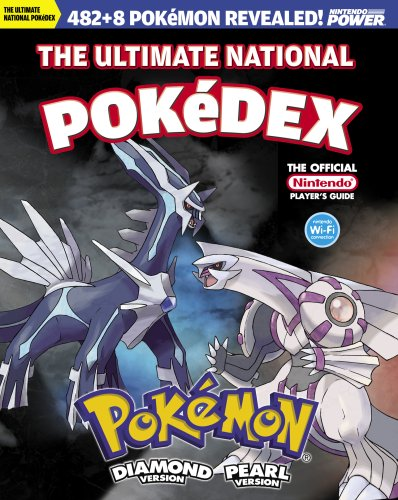 Ultimate National Pokedex (Pokemon Diamond Version & Pearl Version) (1598120190) by Nintendo Power