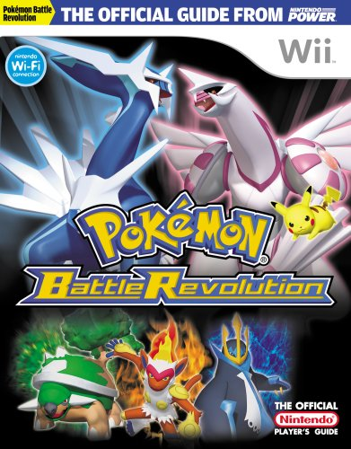 Official Nintendo Pokemon Battle Revolution Player's Guide (1598120212) by Nintendo Power