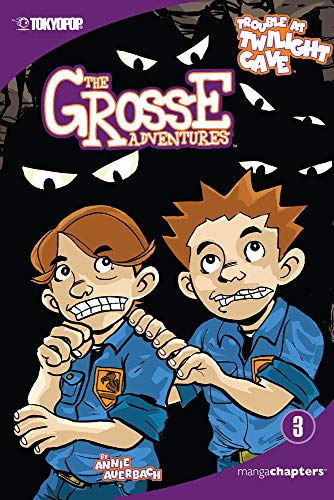 Grosse Adventures, The Volume 3: Trouble at: Auerbach, Annie