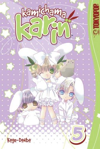 9781598161861: Kamichama Karin, Vol. 5
