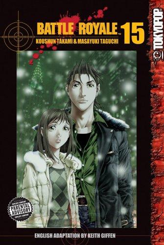 9781598162035: Battle Royale, Vol. 15