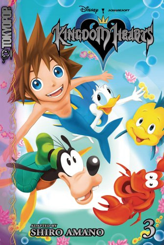 9781598162196: Kingdom Hearts: v. 3