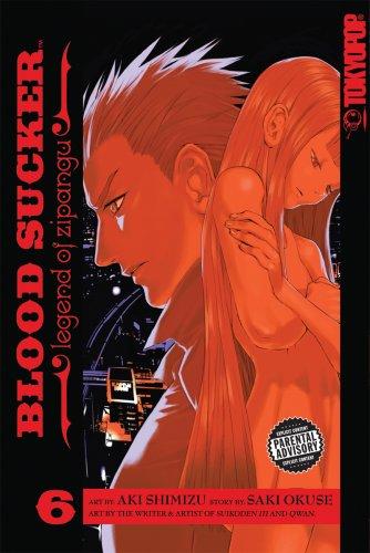 9781598163377: BLOOD SUCKER Volume 6 (Blood Sucker (Graphic Novels)) (v. 6)
