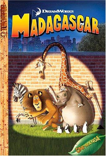 Madagascar (Cine-Manga Titles for Kids) (v. 1): Dreamworks