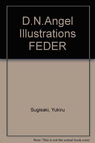 9781598163902: D.N.Angel Illustrations FEDER