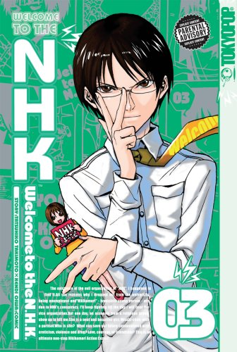 9781598166804: Welcome to the NHK Volume 3: v. 3