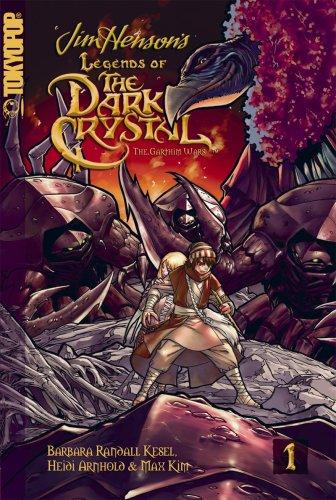 9781598167016: Legends of the Dark Crystal Volume 1: The Garthim Wars
