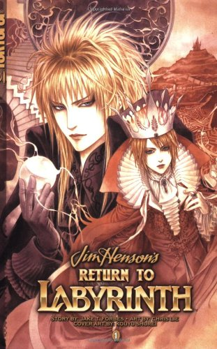 9781598167252: Return to Labyrinth (v. 1)