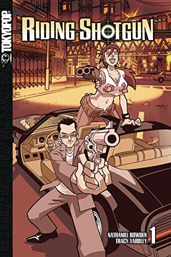 9781598167405: Riding Shotgun Volume 1