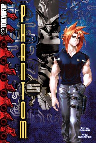 9781598167740: Phantom Volume 5 (Phantom (Tokyopop)) (v. 5)
