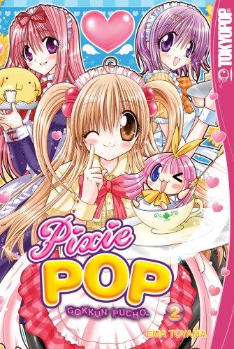 Pixie Pop: Gokkun Pucho Volume 2 (v. 2): Ema Toyama