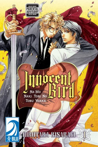 9781598168310: Innocent Bird Volume 1: (Yaoi): v. 1