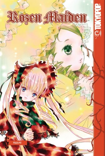 Rozen Maiden, Volume 5