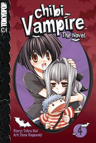 9781598169256: Chibi Vampire: The Novel, Vol. 4