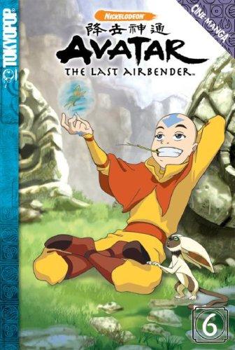 9781598169300: Avatar: The Last Airbender, Vol. 6