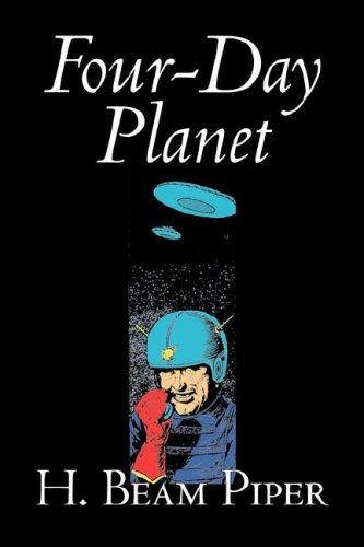 Four-Day Planet: Piper, H. Beam