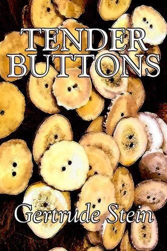 9781598183399: Tender Buttons