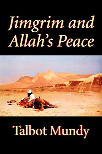 9781598184297: Jimgrim and Allah's Peace