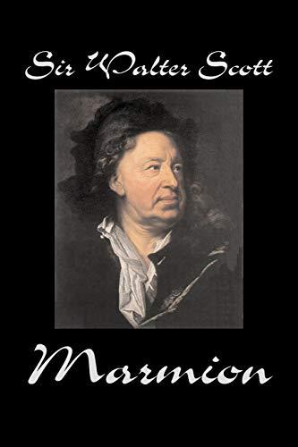 9781598184808: Marmion by Sir Walter Scott, Fiction, Historical, Literary, Classics