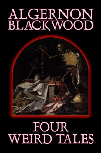9781598186543: Four Weird Tales