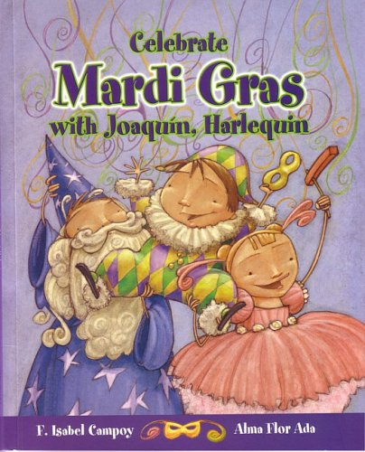 9781598201284: Celebrate Mardi Gras with Joaquin, Harlequin (Stories to Celebrate)
