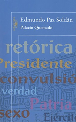 9781598205466: Palacio Quemado (Alfaguara) (Spanish Edition)