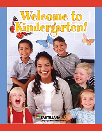 9781598205503: Welcome to Kindergarten! (Fácil de leer / Easy to Read) (English Edition) (Spanish Edition)
