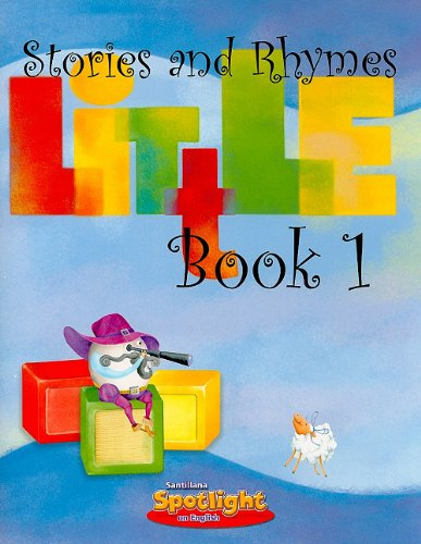 Stories and Rhymes, Book 1 (Spotlight on English): Salvador, Rebecca Williams