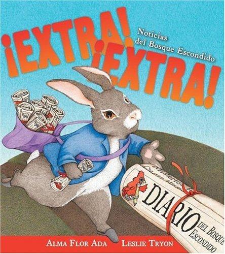 9781598209433: Extra! Extra! Noticias del Bosque Escondido